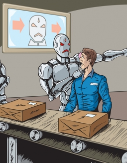 Fear of automation could be affecting workers health