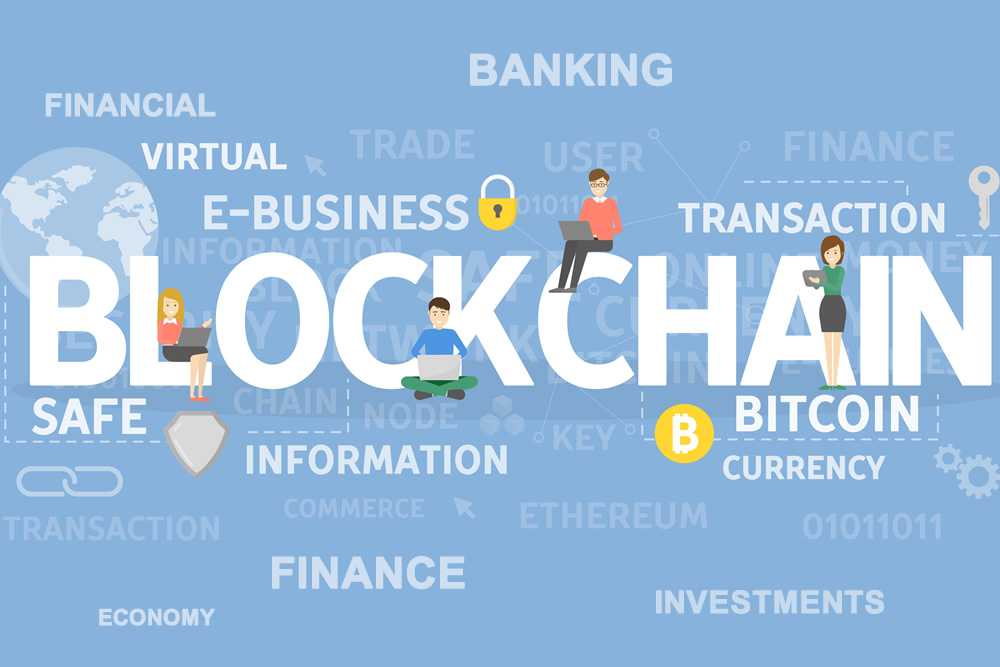 Blockchain Applications Move Beyond Finance