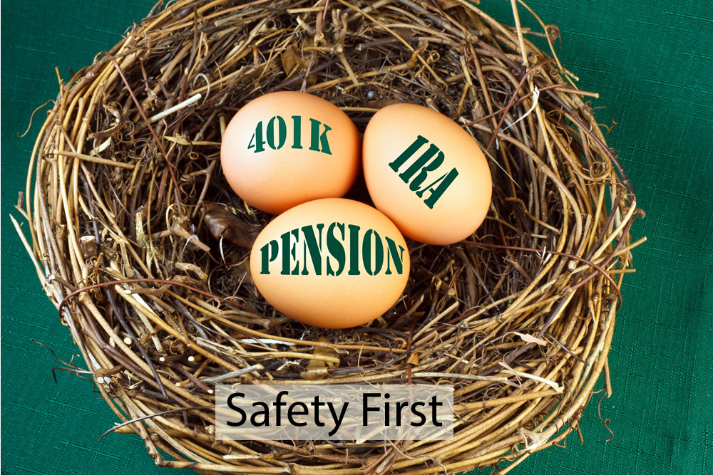 Retirement Plan Should Tackle Threats to Your Nest Egg