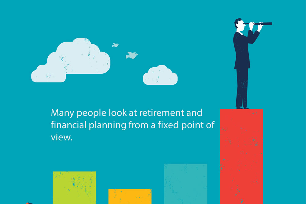 """Navigate the """"new normal"""" Certified Financial Transitionists"""